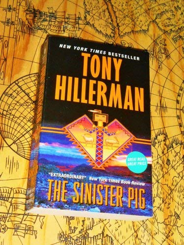 9780061137259: The Sinister Pig (Navajo Mysteries, #16)