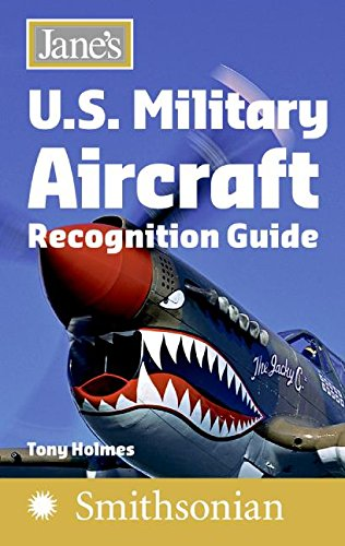 9780061137280: Jane's U.S. Military Aircraft: Recognition Guide (Jane's Recognition Guides)