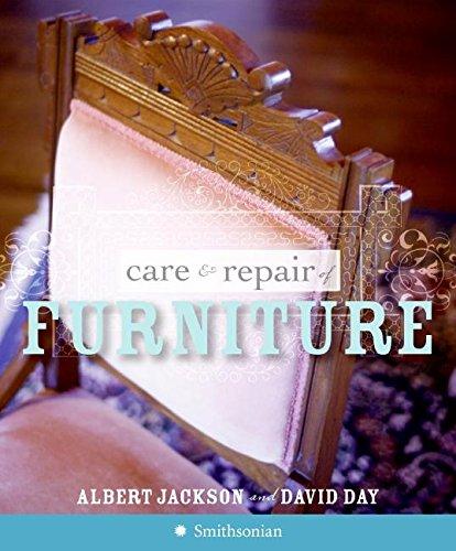9780061137303: Care and Repair of Furniture