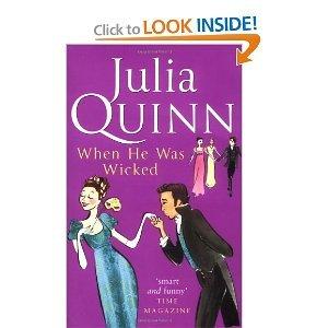 9780061137495: When He Was Wicked [Taschenbuch] by Julia Quinn