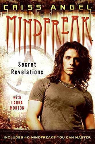 9780061137617: Mindfreak: Secret Revelations