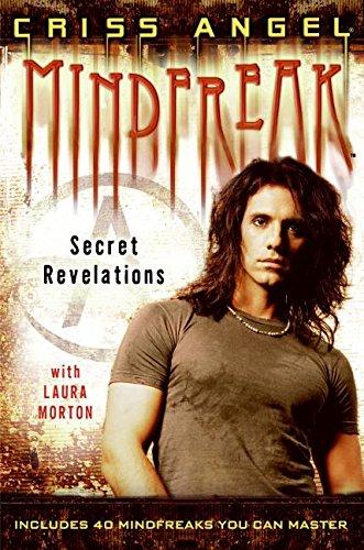 9780061137617: Mindfreak: Secret Revelations from the Master of Surreality