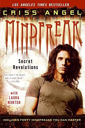 9780061137624: Mindfreak: Secret Revelations