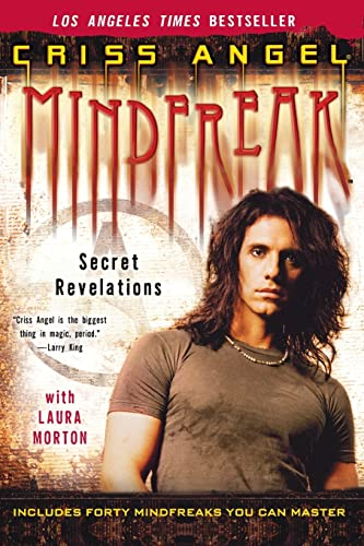 9780061137624: Mindfreak: Secret Revelations