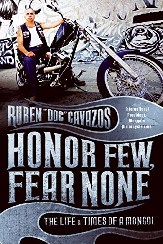 9780061137891: Honor Few, Fear None: The Life and Times of a Mongol