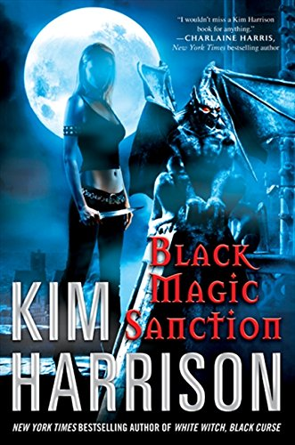 9780061138034: Black Magic Sanction (Rachel Morgan, Book 8)