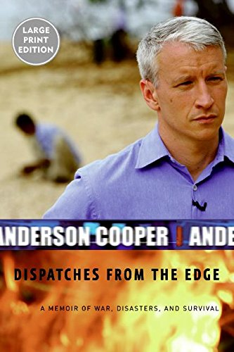 9780061138058: Dispatches from the Edge: A Memoir of War, Disasters, and Survival