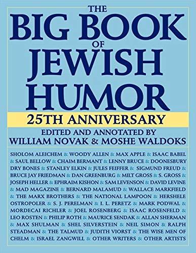 9780061138133: The Big Book of Jewish Humor