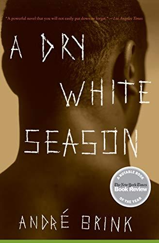 9780061138638: A Dry White Season