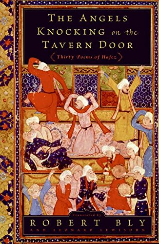 9780061138836: The Angels Knocking on the Tavern Door: Thirty Poems of Hafez