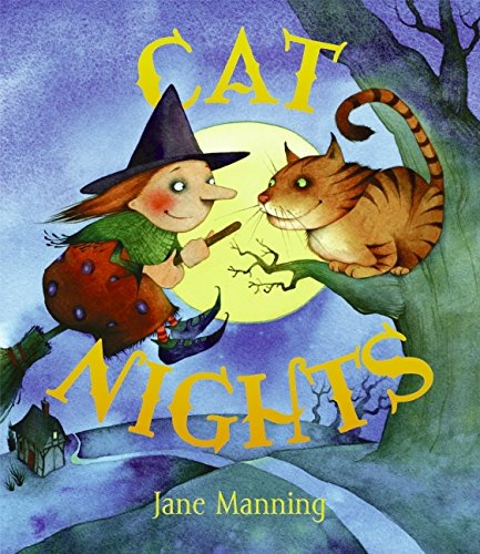 9780061138881: Cat Nights