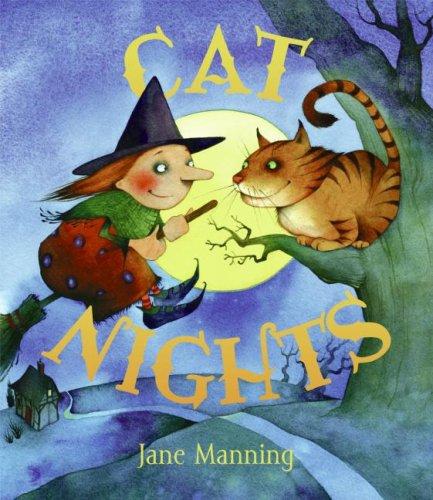 Cat Nights: Jane Manning