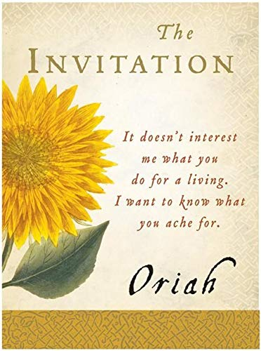 9780061139093: Oriah: The Invitation / The Dance / The Call