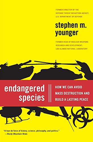 9780061139529: Endangered Species: How We Can Avoid Mass Destruction and Build a Lasting Peace