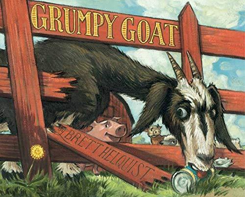 9780061139536: Grumpy Goat