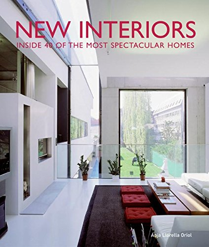 9780061139727: New Interiors: Inside 40 of the Most Spectacular Homes