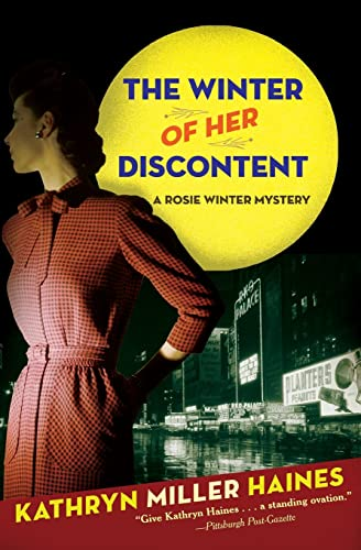 9780061139802: The Winter of Her Discontent: A Rosie Winter Mystery (Rosie Winter Mysteries)