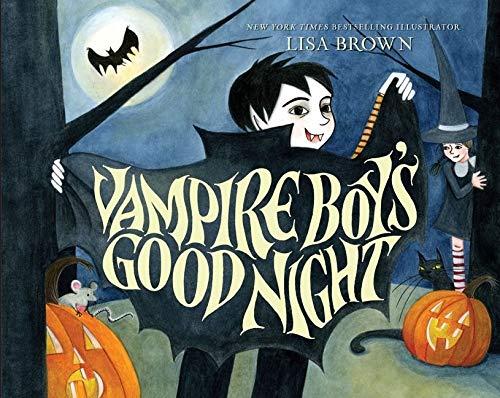 9780061140112: Vampire Boy's Good Night