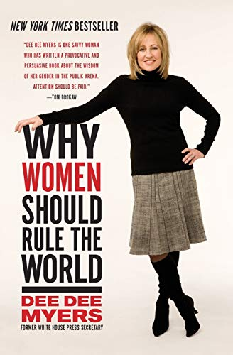 9780061140419: Why Women Should Rule the World