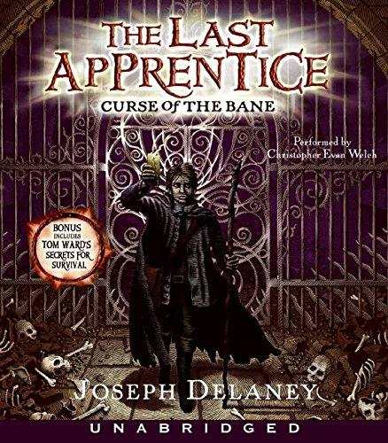 9780061140426: The Last Apprentice: Curse of the Bane (Book 2) CD