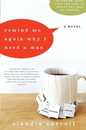 9780061140549: Remind Me Again Why I Need a Man: A Novel