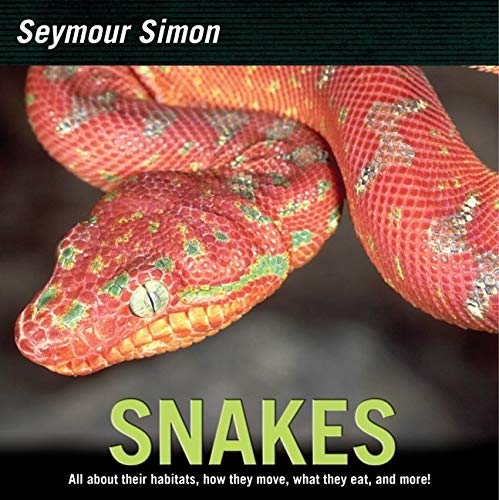 9780061140952: Snakes