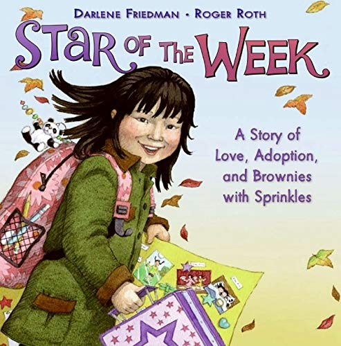 9780061141362: Star of the Week: A Story of Love, Adoption, and Brownies with Sprinkles
