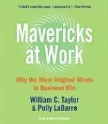 9780061142321: Mavericks At Work CD