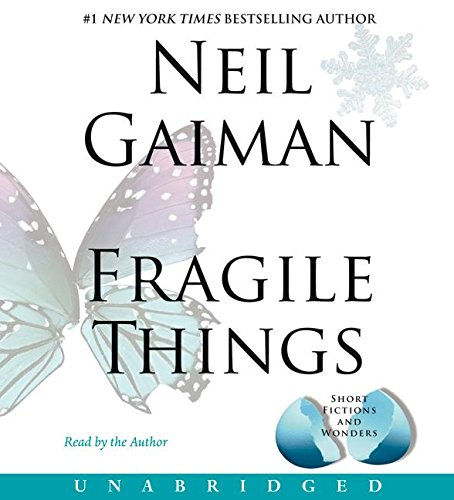 9780061142376: Fragile Things: Stories