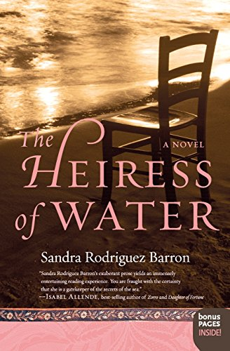 9780061142819: The Heiress of Water: A Novel