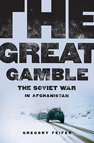 9780061143182: The Great Gamble: The Soviet War in Afghanistan