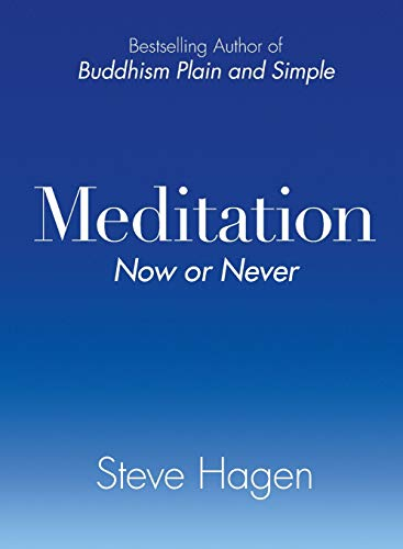 9780061143298: Meditation Now or Never
