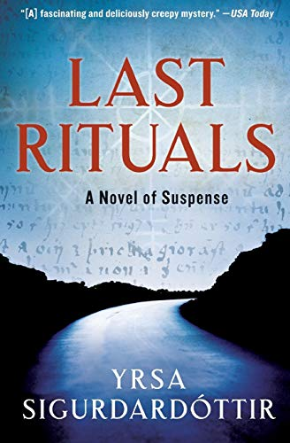 9780061143373: Last Rituals: A Novel of Suspense (Thora Gudmundsdottir Novels)