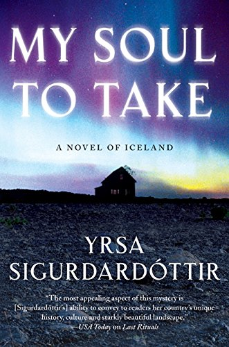 9780061143380: My Soul to Take: A Novel of Iceland