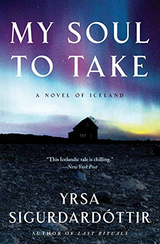 9780061143397: My Soul to Take: A Novel of Iceland