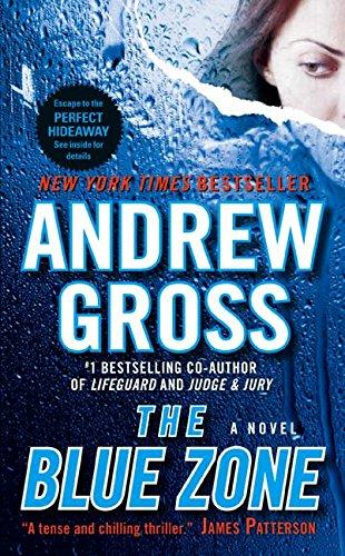 9780061143410: The Blue Zone (Harper Fiction)