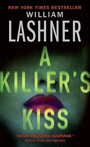 9780061143472: A Killer's Kiss (Victor Carl Series)