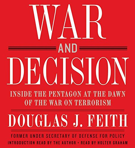 9780061143700: War and Decision: Inside the Pentagon at the Dawn of the War on Terrorism