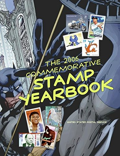9780061144561: The 2006 Commemorative Stamp Yearbook (US Postal Service)