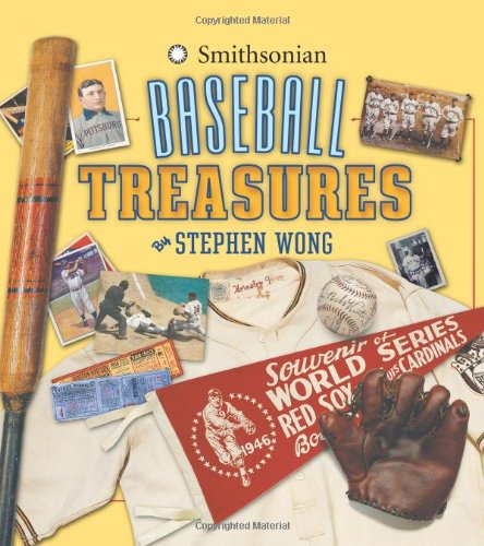 Smithsonian Baseball Treasures