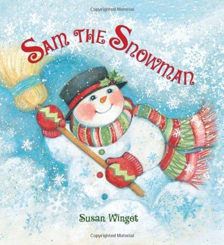 9780061144752: Sam the Snowman