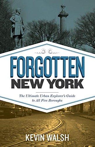 9780061145025: Forgotten New York: Views of a Lost Metropolis