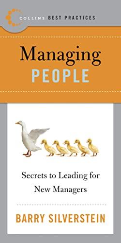 BEST PRACTICES MANAGING PEOPLE