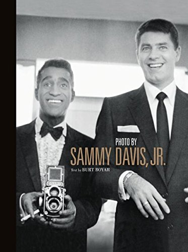 Photo by Sammy Davis, Jr.: Boyar, Burt