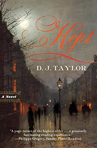 9780061146091: Kept: A Novel