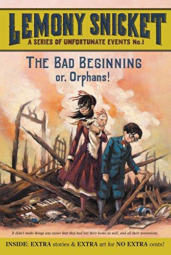 9780061146305: The Bad Beginning