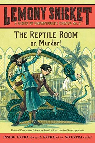 9780061146312: The Reptile Room