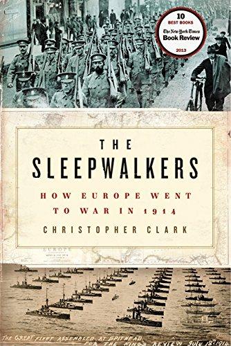 9780061146657: The Sleepwalkers: How Europe Went to War in 1914
