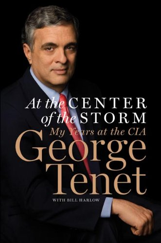 At the Center of the Storm: Tenet, George