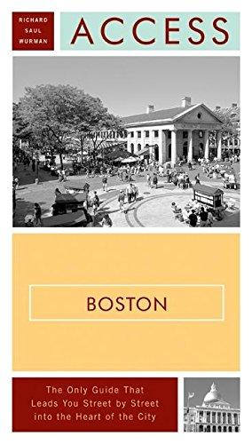 9780061147913: Access Boston 8e (Access Guides)